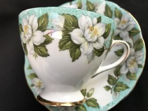 Gladstone MONTROSE cup & saucer